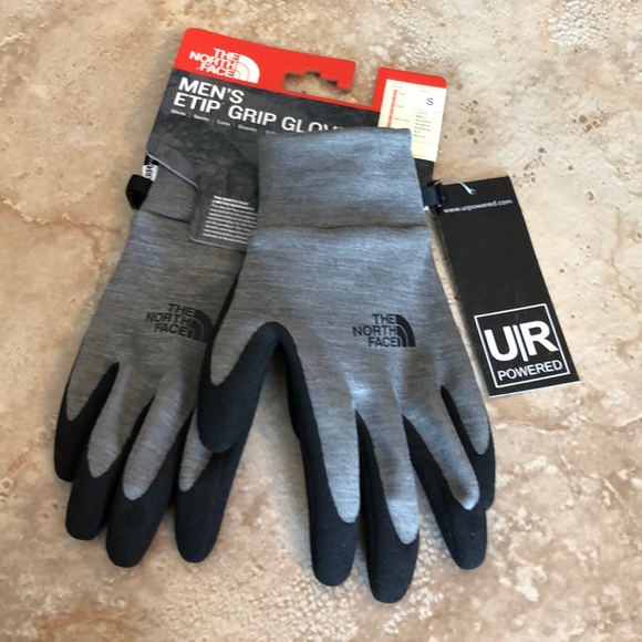 441f8ddc9 The North Face Etip Grip Gloves, Small NWT